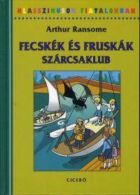 FECSKÉK ÉS FRUSKÁK - SZÁRCSAKLUB