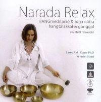 Narada Relax HANG meditáció & jóga nidra hangtálakkal & gonggal (CD)