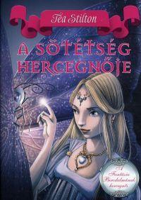 A sötétség hercegnője (Könyv)