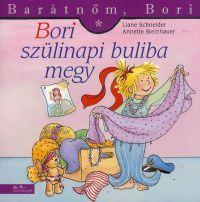 Barátnőm, Bori:Bori szülinapi buliba megy