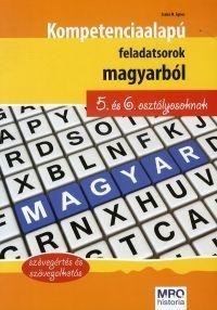 Kompetencia alapú feladatsorok magyarból - 5. és 6. osztályosoknak