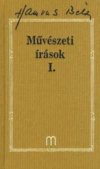 MŰVÉSZETI ÍRÁSOK I.