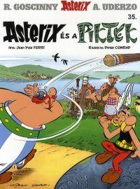 Asterix 35. - Asterix és a Piktek - Képregény