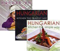 Taste of Hungary - 3 könyv egy csomagban
