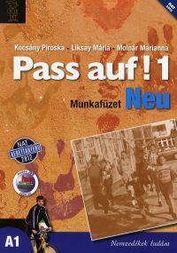 Pass Auf! 1. NEU munkafüzet