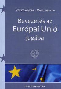 Bevezetés az Európai Unió jogába