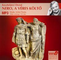Néro, a véres költő - Hangoskönyv (CD)