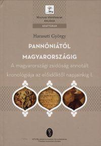 Pannóniától Magyarországig