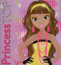 Princess TOP - Design Your Dress (lila)