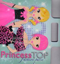 Princess TOP - Fashion Purse (kék)