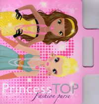 Princess TOP - Fashion Purse (rózsaszín)