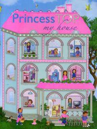 Princess TOP - My House (kék)