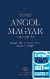 Angol-magyar szótár 3 az 1-ben