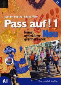 Pass auf! 1. Neu Német nyelvkönyv gyermekeknek (NAT)