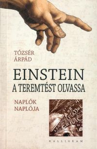 Einstein a teremtést olvassa