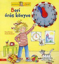 Barátnőm, Bori:Bori órás könyve