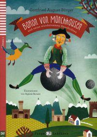 Baron von Münchhausen und seine wundersamen Geschichten (CD-melléklettel)