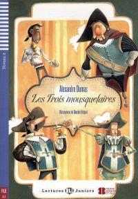 Les Trois mousquetaires (CD-melléklettel)