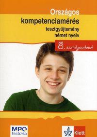 Országos kompetenciamérés tesztgyűjtemény - Német nyelv