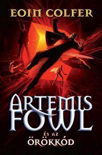 Artemis Fowl és az örökkód