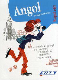 Assimil társalgási zsebkönyv:Angol