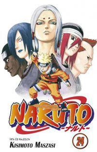 Naruto 24. - Képregény