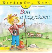Barátnőm, Bori:Bori a hegyekben