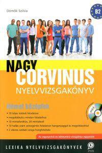 Nagy Corvinus Nyelvvizsgakönyv (CD-melléklettel)