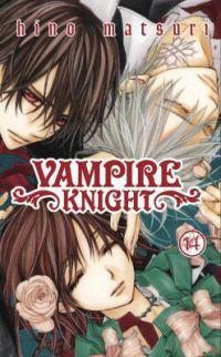 Vampire Knight 14. - Képregény