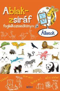 Ablak-zsiráf foglalkoztatókönyv:Állatok
