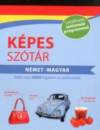 Képes szótár német-magyar