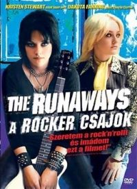 Floria Sigismondi - The Runaways-A rocker csajok (DVD)