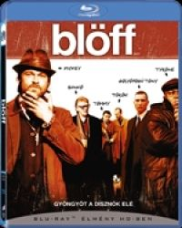 Guy Ritchie  - Blöff (Blu-ray)