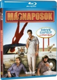Todd Phillips - Másnaposok (Blu-ray)