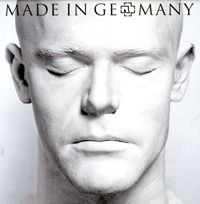 - Rammstein - Made In Germany 1995-2011 (CD)