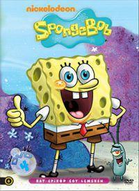 0d6ffd168807 több rendező - SpongyaBob Kockanadrág 4. (új sorozat, új részekkel) (DVD