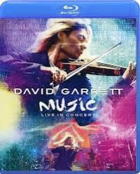 - David Garrett - Music (Blu-ray)