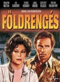 Mark Robson - Földrengés (DVD)