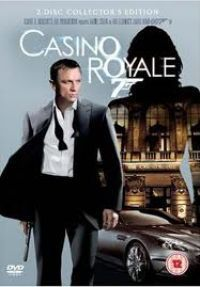 Martin Campbell - James Bond - Casino Royale (DVD)