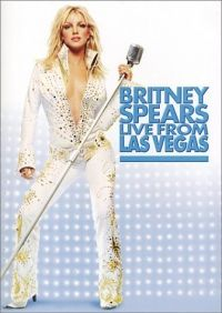 - Britney Spears- Live from Las Vegas (DVD)