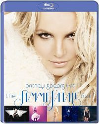 - Britney Spears Live: The Femme Fatale Tour (Blu-ray)