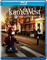 nem ismert - Kanye West: Late Orchestration (Blu-ray)