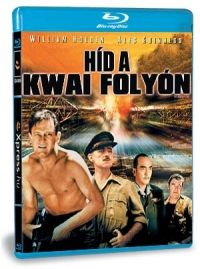 David Lean - Híd a Kwai folyón (Blu-ray)