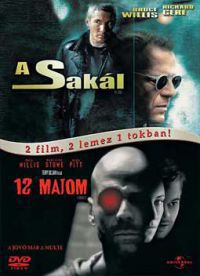 Terry Gilliam, Michael Caton-Jones - A Sakál / 12 majom (2 DVD)