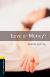Rowena Akinyemi - Love or Money? - CD Inside