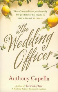 Anthony Capella - The Wedding Officer