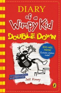 Jeff Kinney - Diary of a Wimpy Kid 11. - Double Down