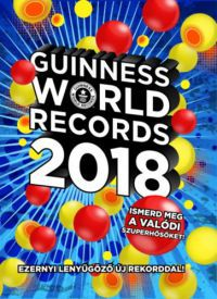 Craig Glenday - Guinness World Records 2018