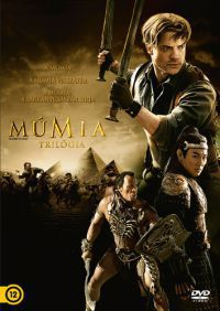 Stephen Sommers; Chuck Russell;  - A múmia trilógia (3 DVD)
