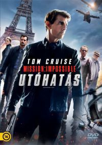 Christopher McQuarrie - Mission Impossible - Utóhatás (DVD)